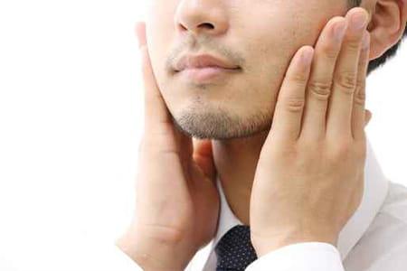 外科処置によって口・顎・顔全体の機能回復を図ります
